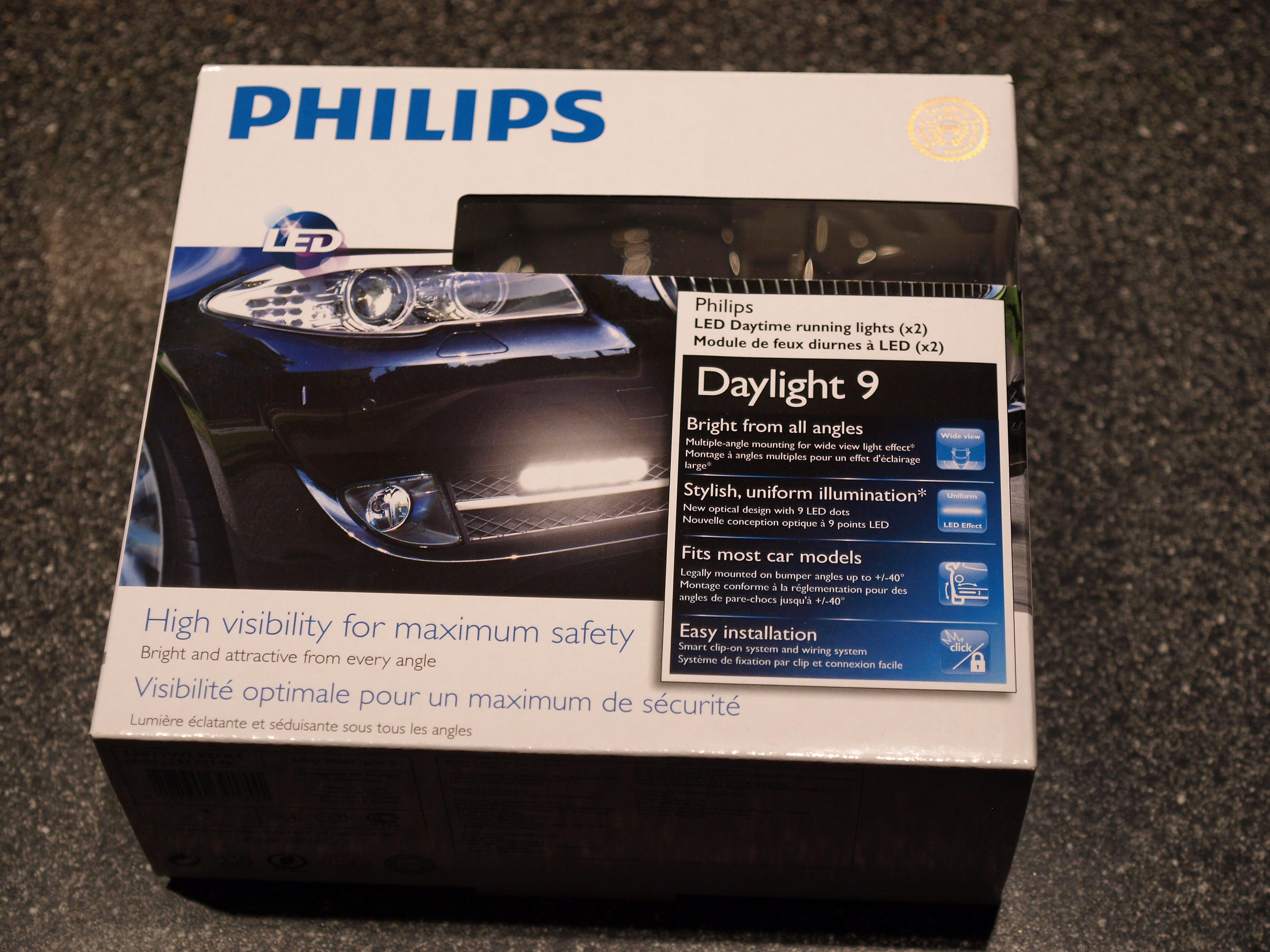 Installing Philips Daylight Running Lights Vw Eos Forum Drl Wiring Instructions Report This Image